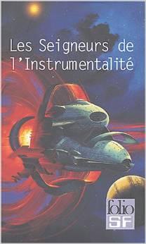 Couverture du box des Seigneurs de l'instrumentalité: Un vaisseau spatial