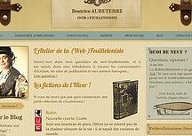 Béatrice Aubeterre - Web-Feuilletoniste