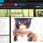 Les lectures de Yuya!