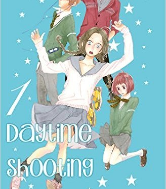 daytime shooting star cover