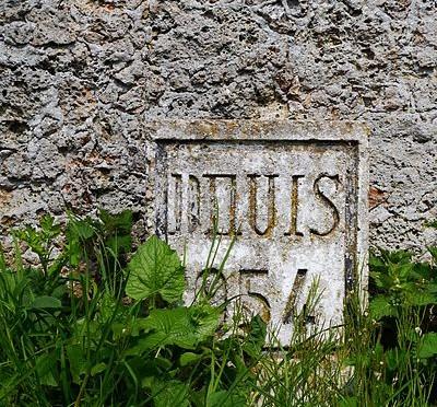 Poème : La Dhuis