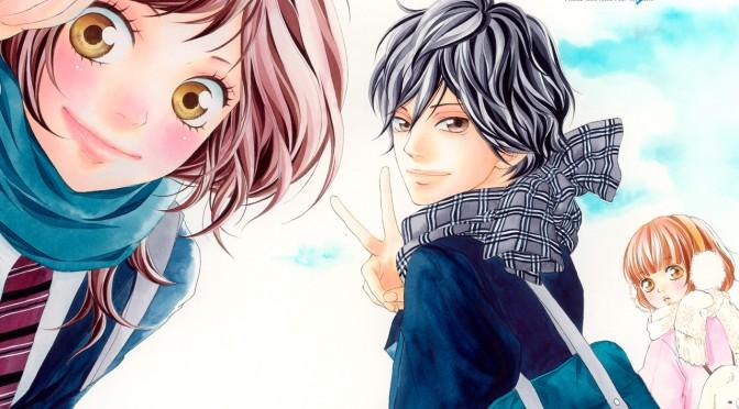 « Blue spring ride » par Io Sakisaka + Méthode pour écrire de la romance